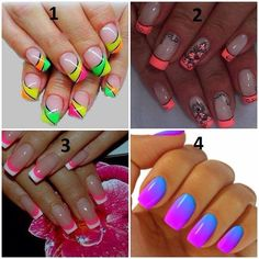 I personally like number 4