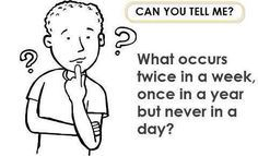 Easy Brain Teaser Puzzles