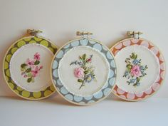 sew pretty ribbon embroidery... love to do