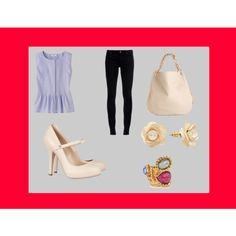 cute(:, created by smepley on Polyvore