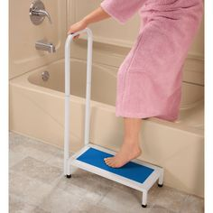 Bath Safety Step With Handle Disability Mobility Furniture Bathroom Step Stool Home Security Tips, Wireless Home Security Systems, Safety And Security, Security Camera, Bath Steps, Shower Step, Gadget, Handicap Bathroom, Bathroom Safety