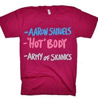 Army Of Skanks T-Shirt Mean Girls YES