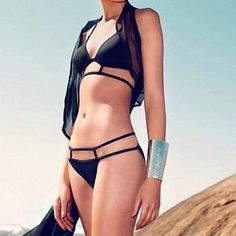 ee3481428b3b9 Shop - Women's > Swim · Storenvy Sexy Bikini, Black Bikini, Bandeau  Bikini