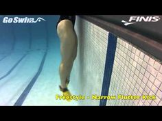 Here are a couple ways to help develop a quick, narrow, and strong flutter kick for freestyle. Why Do It: There is a fine balance between kicking with a stra. Stretches For Swimmers, Workouts For Swimmers, Gym Workouts, Swimming Drills, Swimming Tips, Keep Swimming, Swimming Workouts, Pool Exercises, Freestyle Swimming