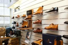 Loake shoes stocked in our shop at 22 Horsemarket in Kelso