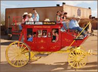 Experinece the wild west! Kids can ride burros or even pan for gold at Rawhide!
