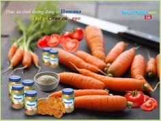 Thức ăn dinh dưỡng chế biến sẵn Humana thịt gà-rau củ-gạo (190g).Thành phần cấu tạo: cà rốt, thịt gà tây, bột gạo nguyên cám, bột bắp, cà chua nghiền, dầu hạt cải, ngò tây, húng quế, húng tây, nước.Giá: 49.500 đ