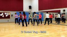 Just Me And You (Centre Of My World) - Line Dance (Dance & Teach in Engl....  Taught at Stone Country Saloon.