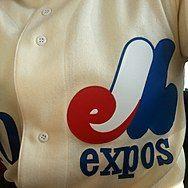 Expos de Montréal — Wikipédia Steve Rogers, Montreal Ville, My Youth, Baseball, Lululemon Logo, Logos, Celebrities, Cap, Baseball Promposals