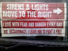 Fire fighter humor- LOL this is too funny! Firefighter Paramedic, Wildland Firefighter, Firefighter Quotes, Volunteer Firefighter, Firefighters Wife, Fire Dept, Fire Department, Cops Humor, Man Humor