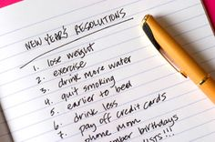 Why You Should Start Your New Year's Resolution Now! #newyears www.endlessbeauty.com