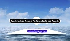 Adnan Güney: Yandex'in Adalar Yeni Arama Platformu Türkiye'de Y...