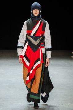 Craig Green Spring 2017 Menswear Fashion Show