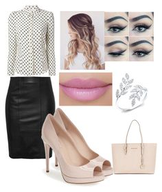"""""""Untitled #14"""" by ionaspiteri on Polyvore featuring RED Valentino, Fendi and Michael Kors"""