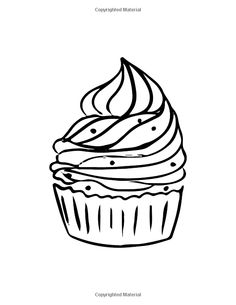 Cupcake Coloring Book: Amazon.de: Timmy Time Books For Kids: Fremdsprachige Bücher
