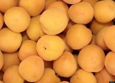 Apricots -  this juicy fruit is a good source of vitamins A and C, as well as dietary fiber and potassium.