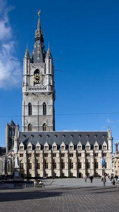 Belfry / Ghent, Belgium