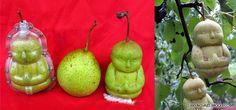 Buddha in pear-form