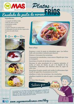 Ensalada de pasta de verano, con remolacha, nectarina y salsa de yogur!
