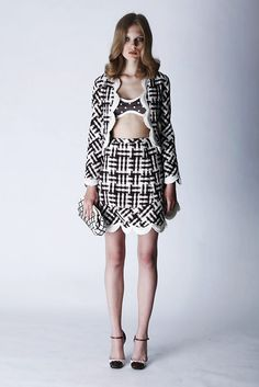 Marc Jacobs Resort 2011 Collection Slideshow on Style.com
