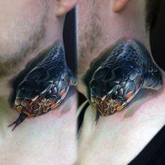 19 Photo Realism Tattoos Of Animals 25