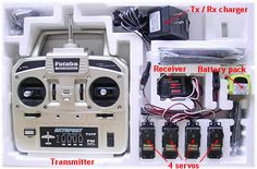 Understanding Radio Control Gear-Radio Control Equipment For Model Aircraft Radio Controlled Aircraft, Nitro Boats, Electronic Circuit Design, Electronic Speed Control, Rc Radio, Remote Control Cars, Rc Model, Model Airplanes, Computer Password