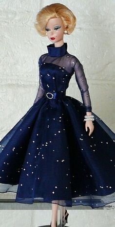 I know that it is a Barbie  but i like the dress