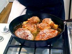 Southern Fried Jerk Chicken  (can also use a liquid traditional jerk marinade; soaking overnight)