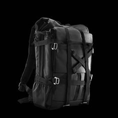 The Peloton Asphalt Motorcycle Backpack - Auto 2019 Motorcycle Backpacks, Motorcycle Luggage, Bobber Motorcycle, Motorcycle Style, Motorcycle Outfit, Cafe Racers, Motorbike Accessories, Motorcycle Saddlebags, New Motorcycles