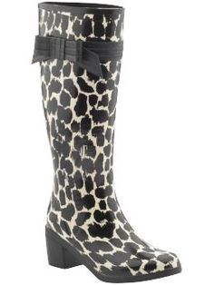Randi Too by Kate Spade ... why not look stylish while sloshing in cold rain or slushy snow? :-)