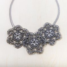Stunning handmade necklace from To the Market: Gifts that support women in need