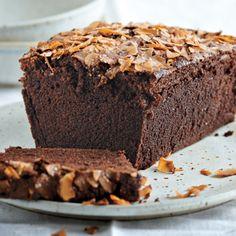 Chocolate-Coconut Pound Cake Recipe