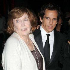 Ben Stiller pays tribute to late mother