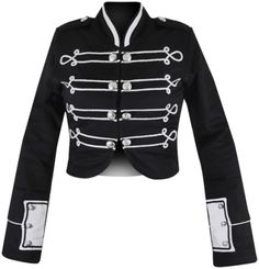Image de Veste Nana CRIMINAL DAMAGE - Military Mini
