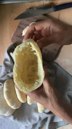 Homemade Pita Bread, Homemade Pasta, Pita Pockets, Mexican Food Recipes, Pita Recipes, Turkish Recipes, Easy Healthy Recipes, Food Videos, Food To Make