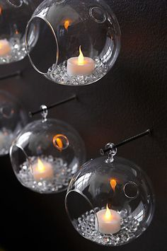 Light up the room with unique candle holders in edgy marbles, metallics and shaded glass. Shop pillar holders, taper candelabras, tiny tea lights and more. Hanging Tea Lights, Hanging Candles, Candle Lanterns, Votive Candles, Floating Candle, Battery Candles, Diy Hanging, Unique Candle Holders, Unique Candles