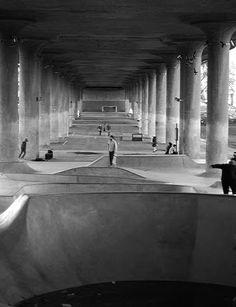 Skatepark, stockholm.