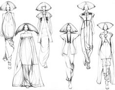 Ознакомьтесь с этим проектом @Behance: «Fashionary drawing 1» https://www.behance.net/gallery/7728343/Fashionary-drawing-1