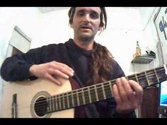 9) Aprender Guitarra Balada Muelle de San Blas