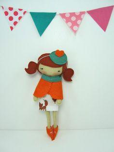 Pocket Studio Doll
