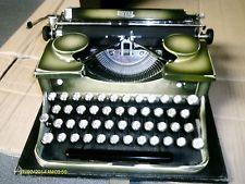 Royal Typewriter 2nd Model 1930