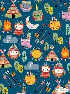 Children's Spaces | Patterns for Babies | Art Print | Illustration | Poster | Decoração Infantil | Padronagem para Bebês | Wallpaper | Ilustração para Impressão #Kids #Ilustración #doodle print & pattern: DESIGNER - inga wilmink