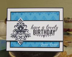 Classy Birthday