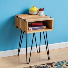 "Free Downloadable Plan - CORNER KEY END TABLE just click the ""Download Free Plan"" above ""add to cart"""