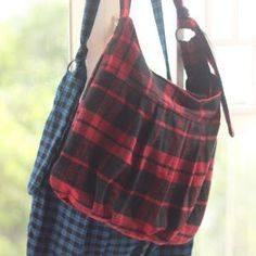 Free Patterns to Sew Bags and Purses   AllFreeSewing.com