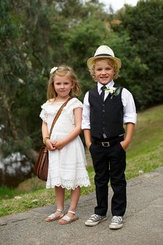 Childrens Wedding Outfits