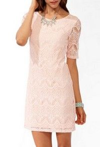 Forever 21 lace sheath