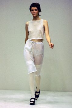 Prada Spring 1994 Ready-to-Wear Fashion Show