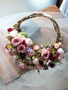 If you're planning on having your wedding in a church, you need to consider the best wedding flowers for your venue. You will have an easy time choosing church wedding flowers to. Lilac Wedding Flowers, Church Wedding Flowers, Wedding Wreaths, Wedding Flower Arrangements, Floral Wedding, Floral Arrangements, Wedding Decorations, Wedding Day, Wedding Venues