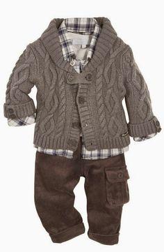 Made by Uss: Fashion baby boy
